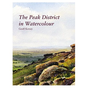 The Peak District in Watercolour Paperback